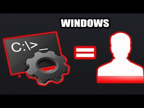 Как добавить пользователя через командную строку