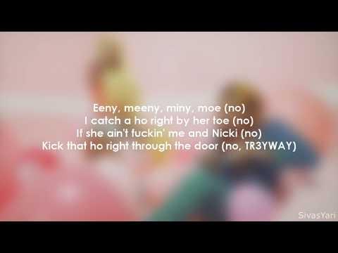 6ix9ine - FEFE (ft. Nicki Minaj) | [NEW LYRICS SONG 2018] [HD]