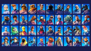 All 40 New Bosses & 64 Character Locations Guide - Fortnite Chapter 2 Season 5