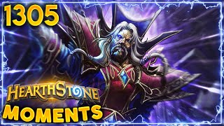 PREDICTING THE UNPREDICTABLE FUTURE | Hearthstone Daily Moments Ep.1305