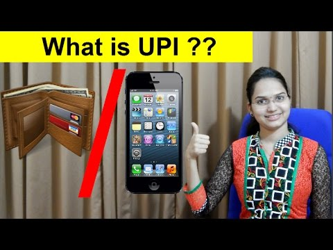 What is UPI ??| Unified Payment Interface [Hindi] | UPI App