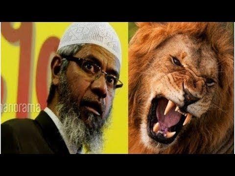 ملحد تطاول على الإسلام فسحقه بلا رحمة | عندما يتوحش ذاكر نايك للدفاع عن الإسلام !!