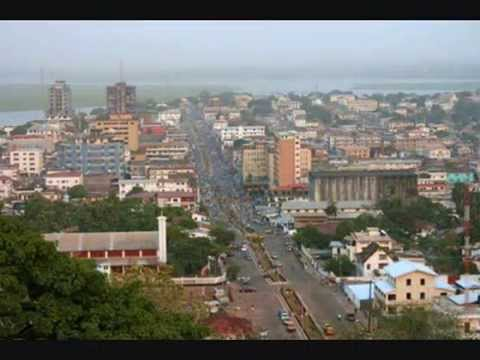 Beautiful Liberia (Founded by Freed Slaves from the United States)