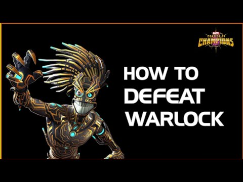 How to EASILY defeat Warlock (Uncollected) Smart Breakdown - Marvel Contest of Champions