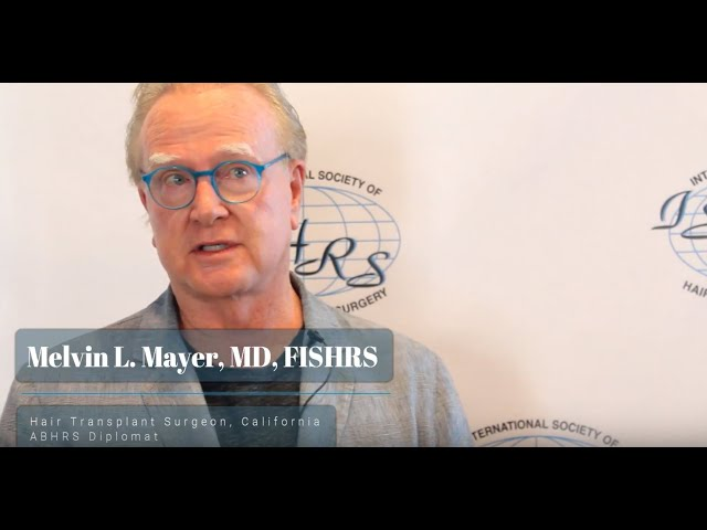 You Can't Hide a Bad Hair Transplant- Dr. Mel Mayer Discusses What Can Go Wrong