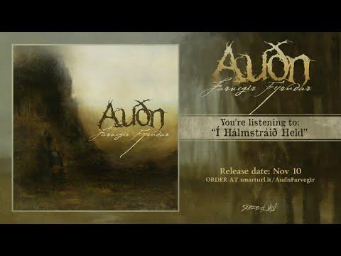 Auðn - Í Hálmstráið Held (official premiere)