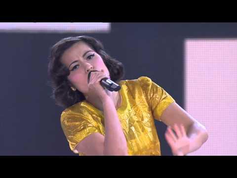 Kiyomi Vella Sings It's Oh So Quiet: The Voice Australia Season 2