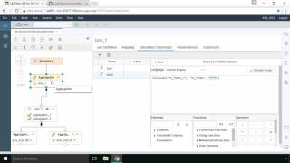 SAP HANA الأكاديمية - Live5: إنشاء حساب عرض : ينضم واختبار