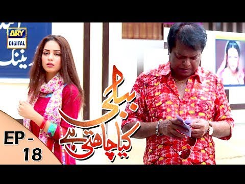 Bubbly Kya Chahti Hai  -Episode 18 - 28th November 2017 - ARY Digital Drama