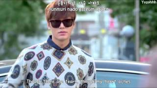 KEN VIXX   In The Name of Love F The Heirs OST ENGSUB + Romanization + Hangul