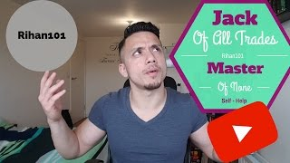 Mastery is Overrated | Is Being A Jack of All Trades better?