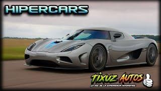 ¡Los MEJORES Autos del Mundo! | HIPERCARS