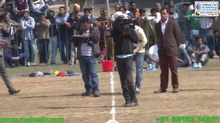 AHEMEDGARH (Sangroor) 4th Malwa Kabaddi Cup - 2014. Part 1st.