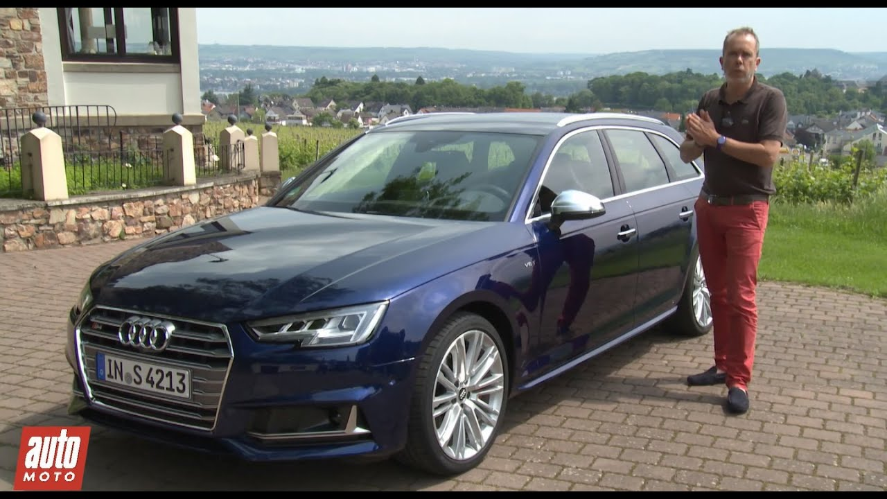 2016 audi s4 avant essai en attendant la m chante rs4. Black Bedroom Furniture Sets. Home Design Ideas