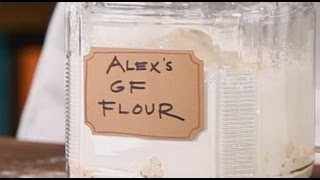 All-purpose Gluten-free Flour Blend -- Gluten Free With Alex T