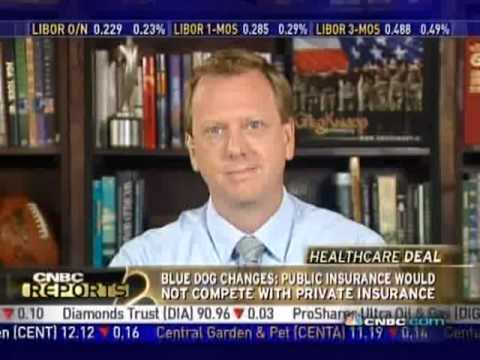 Ben Ferguson and Leslie Marshall on CNBC July 29, ...