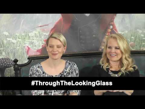 Press Conference: Mia Wasikowska, Johnny Depp | Alice Through the Looking Glass (The Fan Carpet)