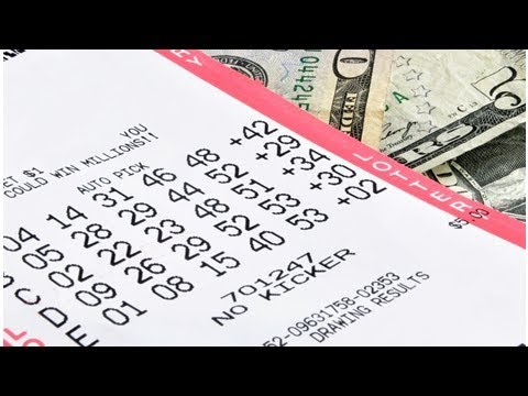 Double Lotto winner wanted to change ticket[DIE NEWS]