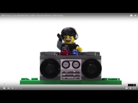 abc song lego movie
