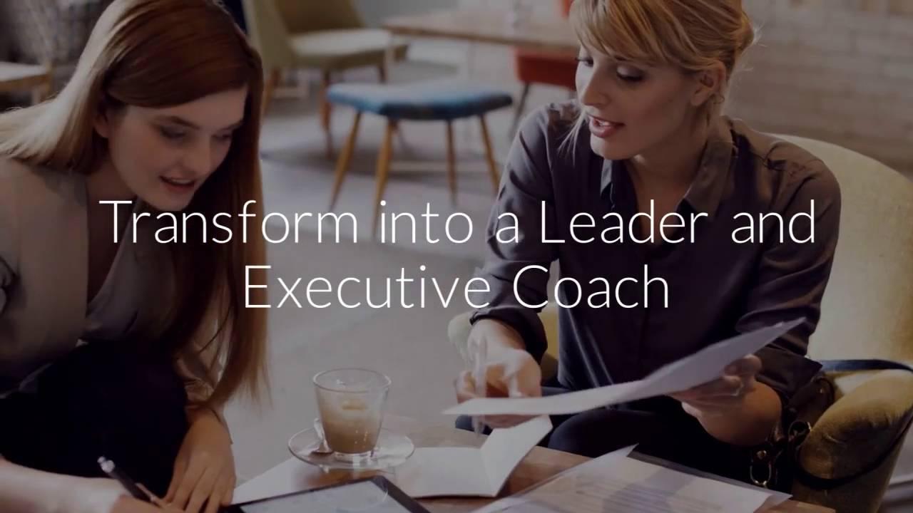 coaching executive international certification