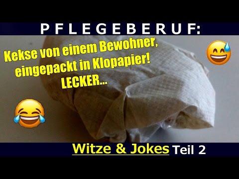 Pflegeberuf: Witze & Jokes Teil 2 (was Zum Lachen)