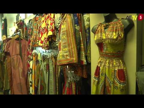Africa Fashion Store in Pflugerville
