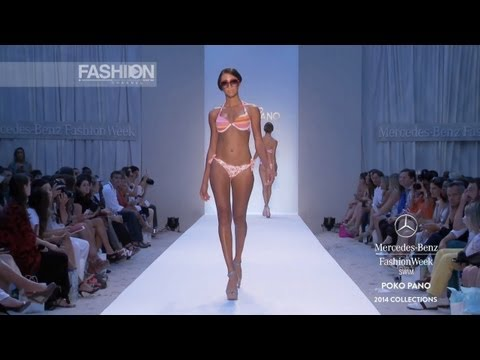 "Fashion Show ""POKO PANO"" Miami Fashion Week Swimwear Spring Summer 2014 HD by Fashion Channel"