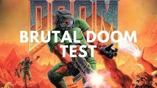 Brutal Doom 1080p60 Test
