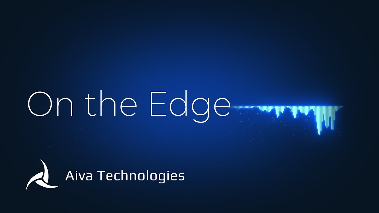 On the Edge - AI Generated Rock Music Composed by AIVA