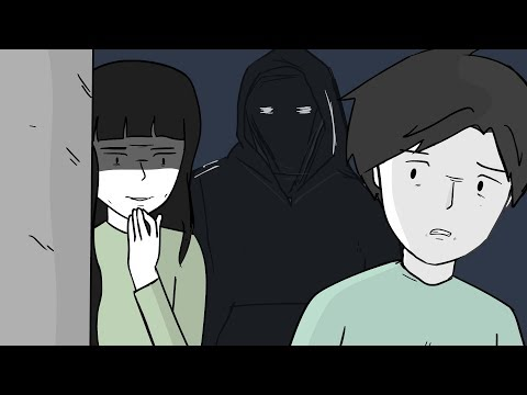 7 Creepy Stories Animated (Compilation of 2018)
