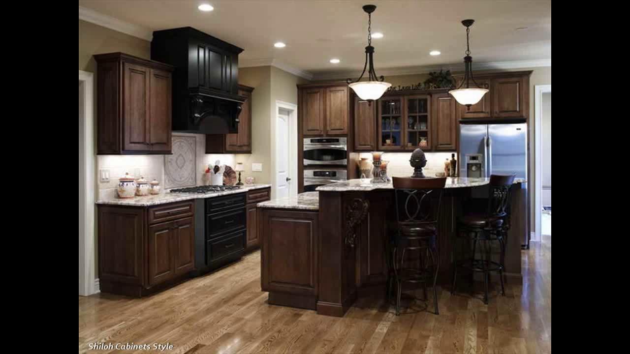 Shiloh Cabinets Layout Suggestion - YouTube