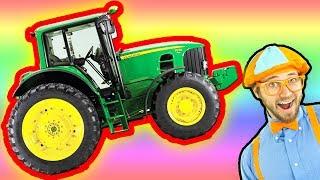 Tractors for CHILDREN!