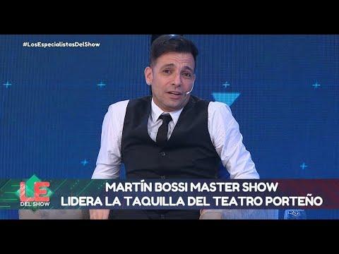 Los especialistas del show - Programa 15/08/18