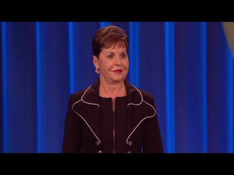 Joyce Meyer 2019 - The Disappointment of Unrealistic