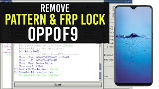 Oppo F9 Pro Cph1823 Password Frp Lock New Security Solution