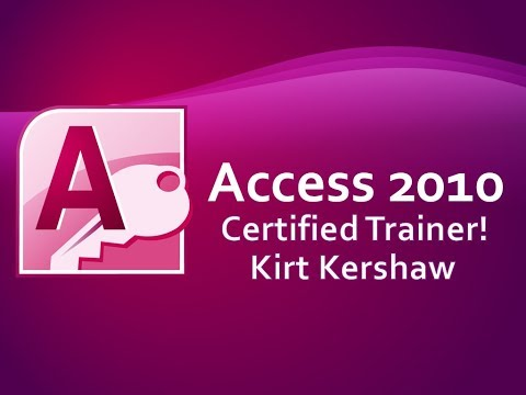 Microsoft Access 2010: Collecting Data From Email Forms