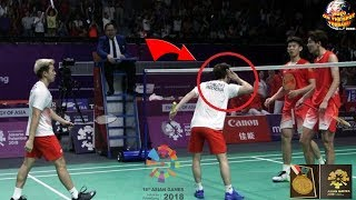 Download Video 5 Aksi Tengil Kevin Sanjaya di Pertandingan Bulu Tangkis Asian Games 2018.. Emas?? MP3 3GP MP4