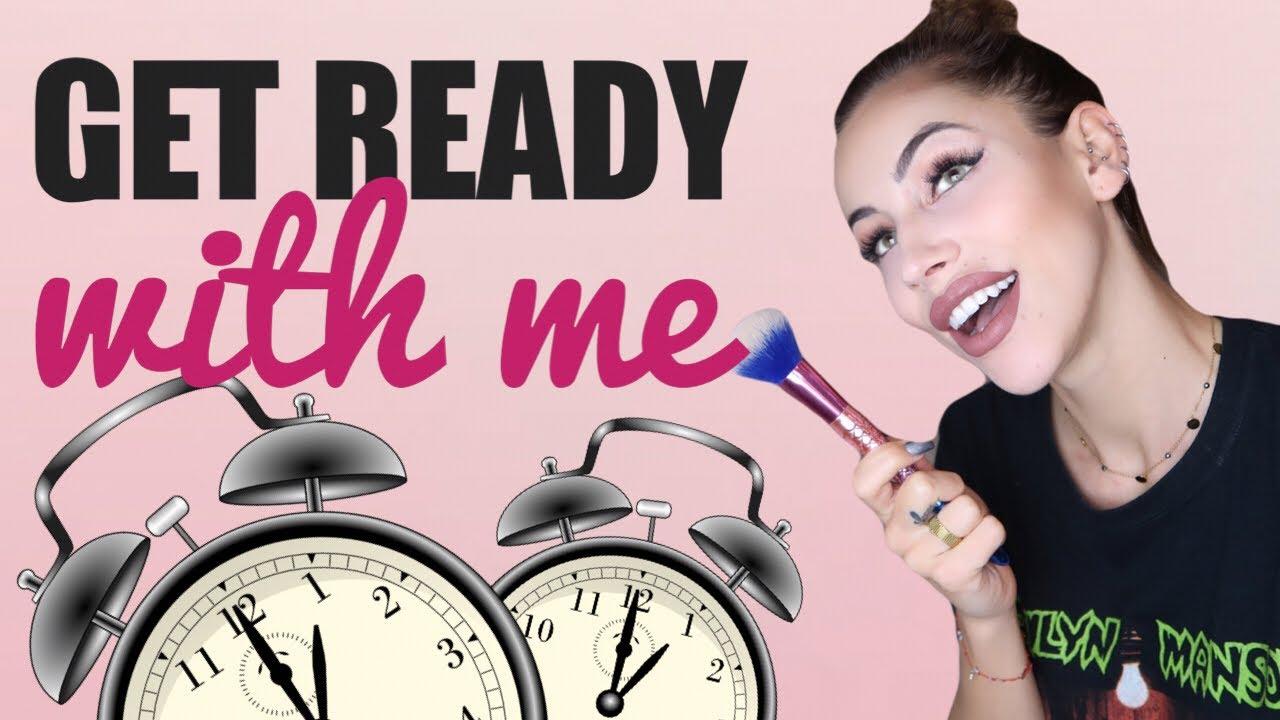 ÉPISODE 36: GET READY WITH ME (EN CHANSON) !
