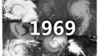 1969 Atlantic Hurricane Season Animation (V.2)