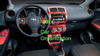 What's In My Car/Car Organization Thumbnail