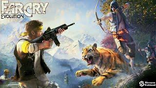 Evolution Of Far Cry Games | 2004-2018 | Shreyas Vakkund