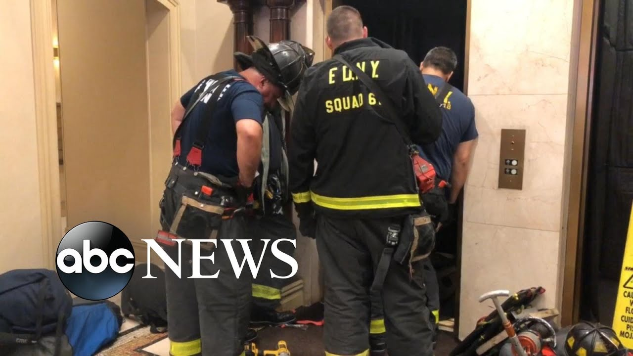 ABC News:Man killed after elevator malfunctions, fatally crushing him