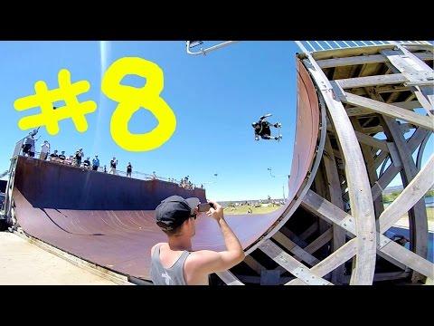 West Beach Skatepark Vert Ramp (Gaytimes #8)
