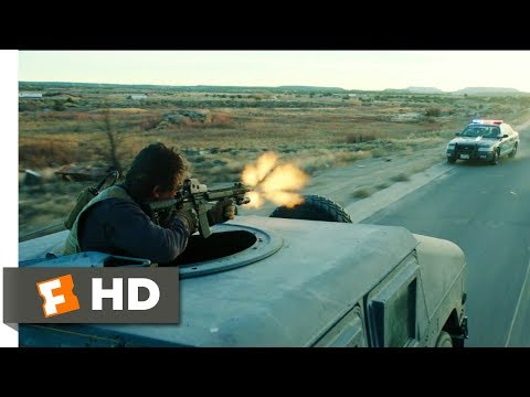 Sicario: Day of the Soldado (2018) - Racing to the Border Scene (7/10) | Movieclips