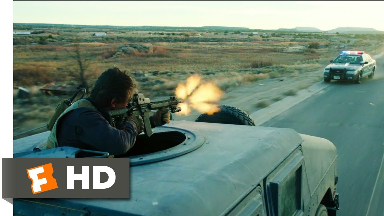 Download Sicario: Day of the Soldado (2018) - Racing to the Border Scene (7/10) | Movieclips