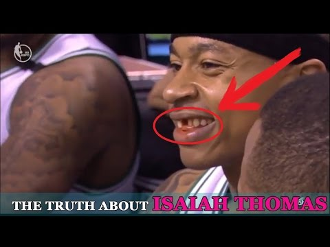 The Truth about  American professional basketball player: Isaiah Thomas