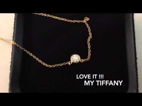 Tiffany & Co. Elsa Peretti Diamonds By The Yard