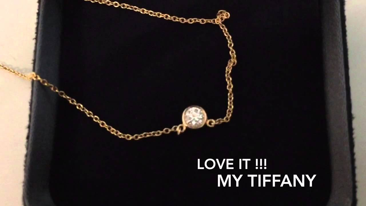 Tiffany Amp Co Elsa Peretti Diamonds By The Yard Youtube