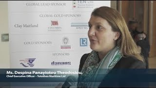 2018 8th Annual Operational Excellence in Shipping - Despina Panayiotou Theodosiou Interview