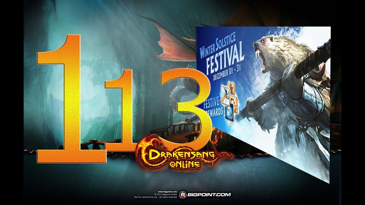 Drakensang Online Drachenkrieger
